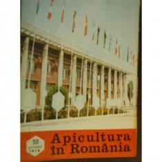 REVISTA APICULTURA IN ROMANIA NR.10/1978