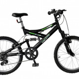 Bicicleta Kreativ 2441 culoare NegruPB Cod:215244160 - Bicicleta copii