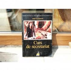 CURS DE SECRETARIAT, John Harrison, 2000 - Carte Resurse umane