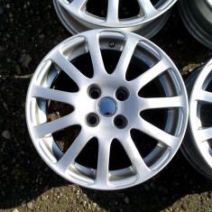 JANTE MSW 15 4X100 RENAULT LOGAN VW OPEL SI ALTELE - Janta aliaj, 6, 5, Numar prezoane: 4