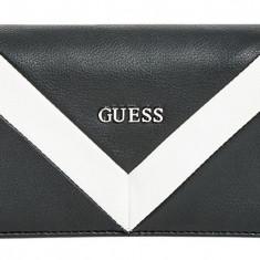 Guess Fireside SLG portofel dama nou 100% original. Livrare rapida., Culoare: Negru