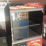 vitrina calda hot dog