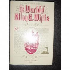 THE WORLD OF ELLEN C. WHITE - Fluturas Darts