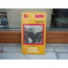 Colectia muntii nostrii - Iezer-Papusa , Dan Oprescu , 1975
