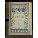 CONVORBIRI NR.3/1 FEBRUARIE 1907 - Carte veche