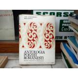 Antologia poeziei romanesti , Zoe Dumitrescu Busulenga , 1974
