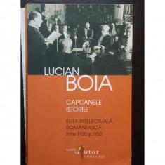 Capcanele istoriei- LUCIAN BOIA - Carte Istorie