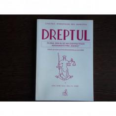 DREPTUL Seria a III-a, UNIUNEA JURISTILOR DIN ROMANIA