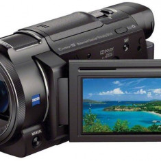 Sony Cameră video Sony FDR-AX33B, black