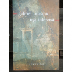 USA INTERZISA - GABRIEL LIICEANU - Filosofie