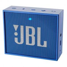 Boxe wireless JBL GO Albastru - Boxa portabila