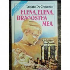 ELENA, ELENA DRAGOSTEA MEA - LUCIANO DE CRESCENZO