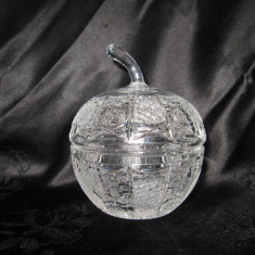 BOMBONIERA CRISTAL SLEFUIT MANUAL