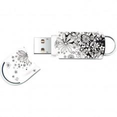 Memorie externa Integral Xpression Flower 8GB - Stick USB