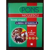 Invata singur limba spaniola - M.Gorrisen, Eva L.Ivorra, G.Mannlein