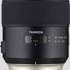 Obiectiv Tamron pentru Nikon 45/F1.8 Di VC USD - Obiectiv DSLR