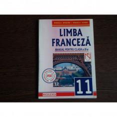 Limba Franceza, Manual pentru clasa a XI-a, Mihaela Grigore, Mihaela Cosma