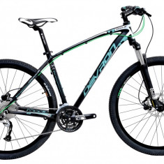 "Bicicleta Devron Riddle Men H2.9 S – 420/16.5"" Black MalachitePB Cod:216RM294265 - Mountain Bike"