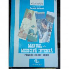 MANUAL DE MEDICINA INTERNA PENTRU CADRELE MEDII
