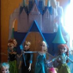 Castelul de gheata al Elsei, impreuna cu multe surprize - OKAZIE, Disney