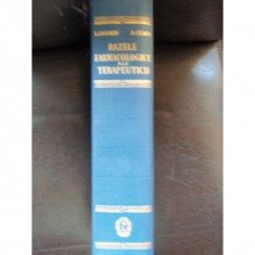 BAZELE FARMACOLOGICE ALE TERAPEUTICII - LOUIS S. GOODMAN
