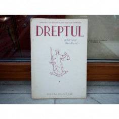 DREPTUL ANUL II SERIA A III-A NR.7-8 1991 , Cursuri