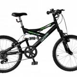 Bicicleta Kreativ 2041 culoare NegruPB Cod:215204160 - Bicicleta copii, 14 inch