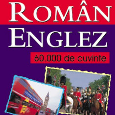 Dictionar roman-englez, 60.000 cuvinte, Editura Teora