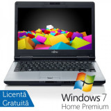 Fujitsu LIFEBOOK S751 Notebook, Intel Core i3-2310M 2.1Ghz, 4Gb DDR3, 320Gb, DVD-RW, Bluetooth, WebCam, Wi-fi + Windows 7 Home Premium