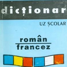 Ileana Popescu - Dictionar Roman- Francez - 31982 - DEX