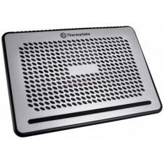 Thermaltake Allways Simple, structura din plastic si aluminiu, design ultra-subtire (numai 15mm), de - Masa Laptop