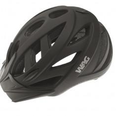 Casca WAG Urban Negru Marime L (58-61cm)PB Cod:588400361RM - Echipament Ciclism