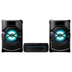 Sistem Audio Sony de mare putere cu Bluetooth, putere 2300W, SHAKEX3D
