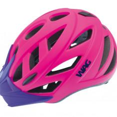 Casca WAG Urban Roz Marime L (58-61cm)PB Cod:588400368RM - Echipament Ciclism
