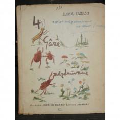 4 GAZE NAZDRAVANE - ELENA FARAGO - Carte poezie
