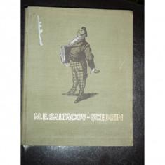 M.E.SALTACOV-SCEDRIN - OPERE ALESE