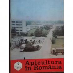 REVISTA APICULTURA IN ROMANIA NR.9/1978, Polirom