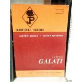 JUDETELE PARTIE, JUDETUL GALATI , DIMITRIE OANCEA,
