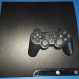 Ps3 PlayStation 3 Sony slim modat 750Gb 30 jocuri instalate