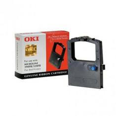 Ribon OKI negru Microline | seria 320/390 Flatbed