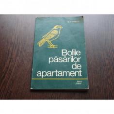 BOLILE PASARILOR DE APARTAMENT - F.ROBILLER