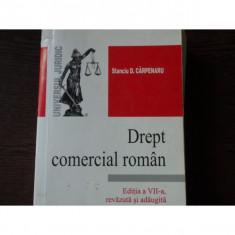 DREPT COMERCIAL ROMAN - STANCIU D. CARPENARU