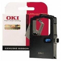 Ribon OKI negru Microline | 100/300 series