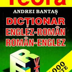 Dictionar englez-roman, roman-englez - 75.000 cuvinte, Editura Teora