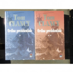 ORDINE PREZIDENTIALE - TOM CLANCY 2 VOLUME - Kit rulmenti ghidon Moto