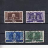 ROMANIA 1935, LP 111, HORIA, CLOSCA SI CRISAN SERIE STAMPILATA - Timbre Romania