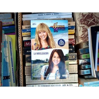 Hannah Montana la pelicula la novelization , Lywayway Alonso Mendoza , 2009 foto