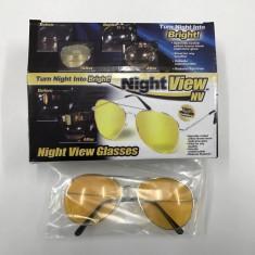 Ochelari de condus noaptea - NightVision