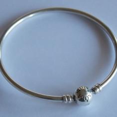 Bratara Pandora fixa -590713-20 cm -977 - Bratara argint