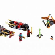 LEGO® Ninjago bike chase 70600